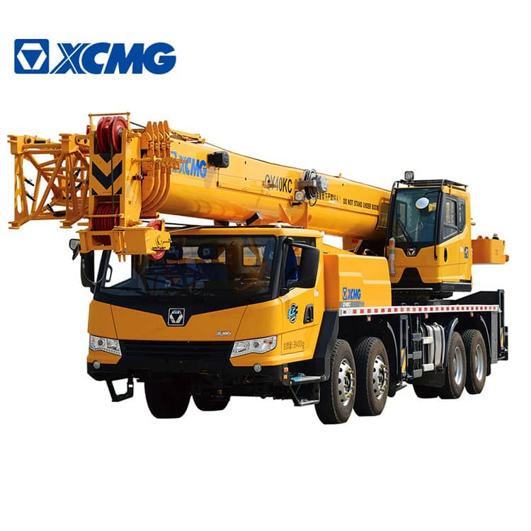 XCMG Manufacturer QY40KC Brand New 40 Ton Mobile Truck Crane Price