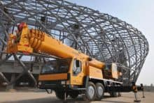 XCMG Official 50ton Truck Crane QY50KA price for Sale