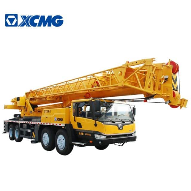 XCMG Official 70 Ton Mobile Crane Truck QY70K-I China New Truck Crane Price