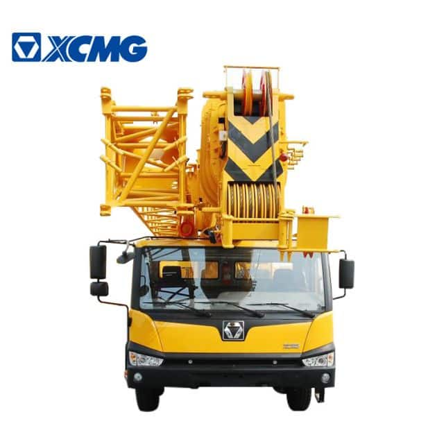 XCMG manufacturers QY70K-I cargo truck mounted crane for sale