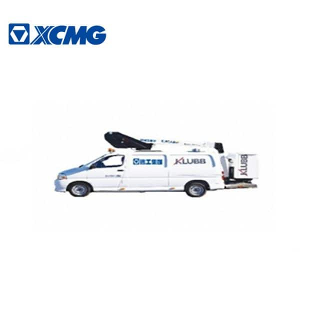 XCMG 12m operating advanced folding boom aerial platform truck SY5031JGKL-H2SBG9 price
