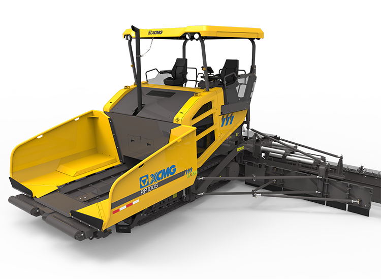 XCMG manufacturer road paver RP1005 China new asphalt paver machines for road price