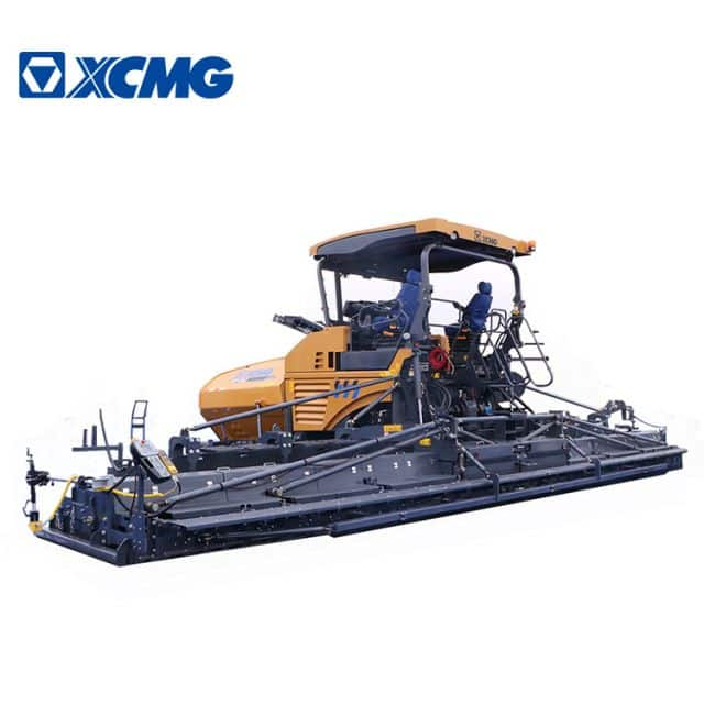 XCMG asphalt machinery RP1253 paving road machine paver