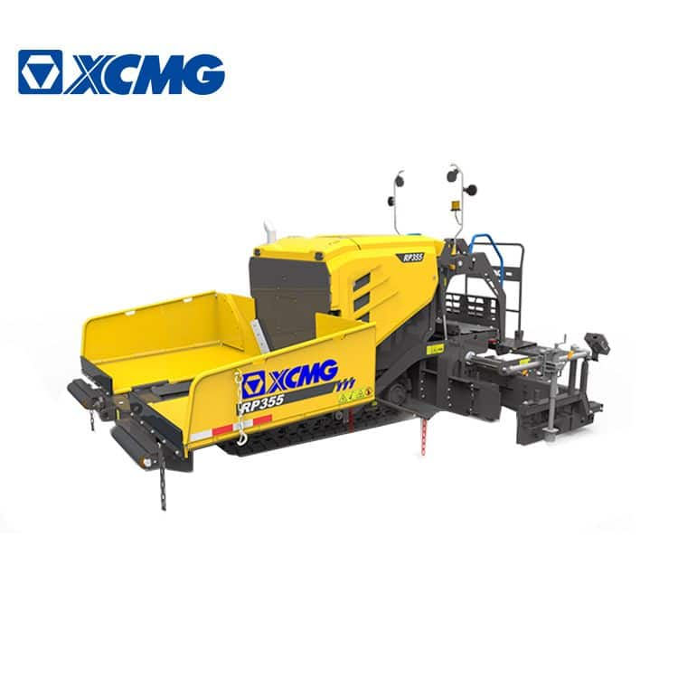 XCMG official pavers RP355 China new asphalt paver machine for road price
