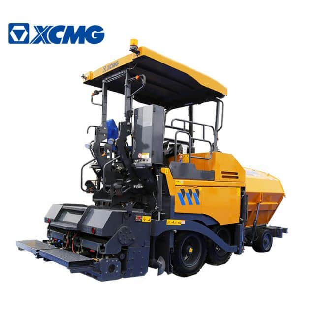 XCMG road machinery 4m mini asphalt paver machine RP403 price
