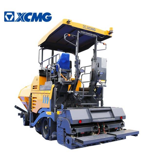 XCMG Road Machinery 4.5 m mini road paver machine RP453L pavers for sale