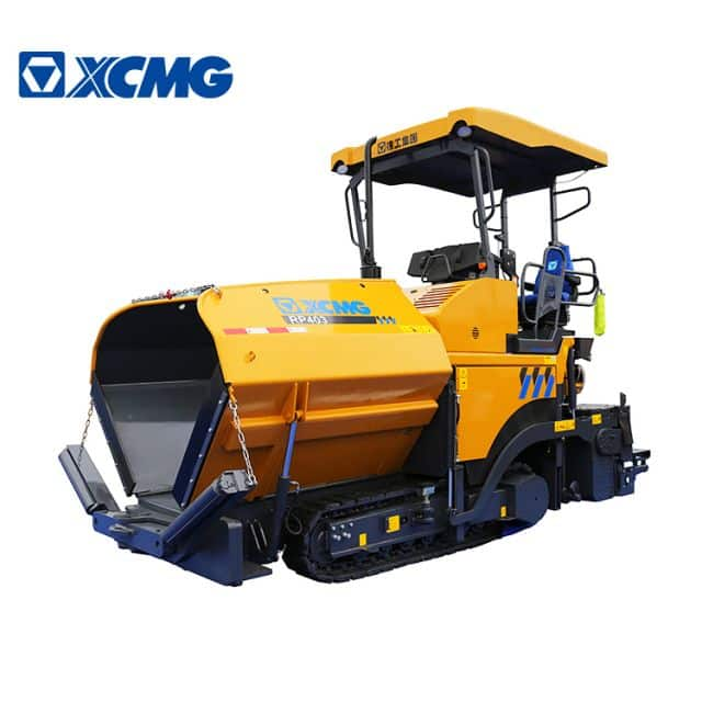 XCMG official 0.8m road paver RP403 China full-hydraulic small crawler asphalt paver machine price