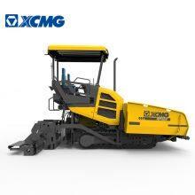 XCMG manufacturer 5m width asphalt paver RP505 Chinese  small crawler pavers machines price