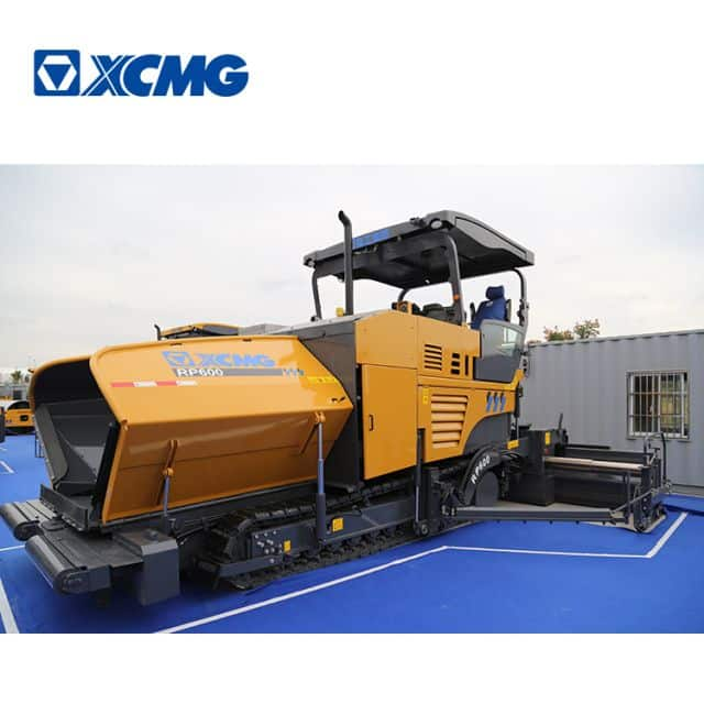 XCMG Official RP600 asphalt concrete road paver for sale