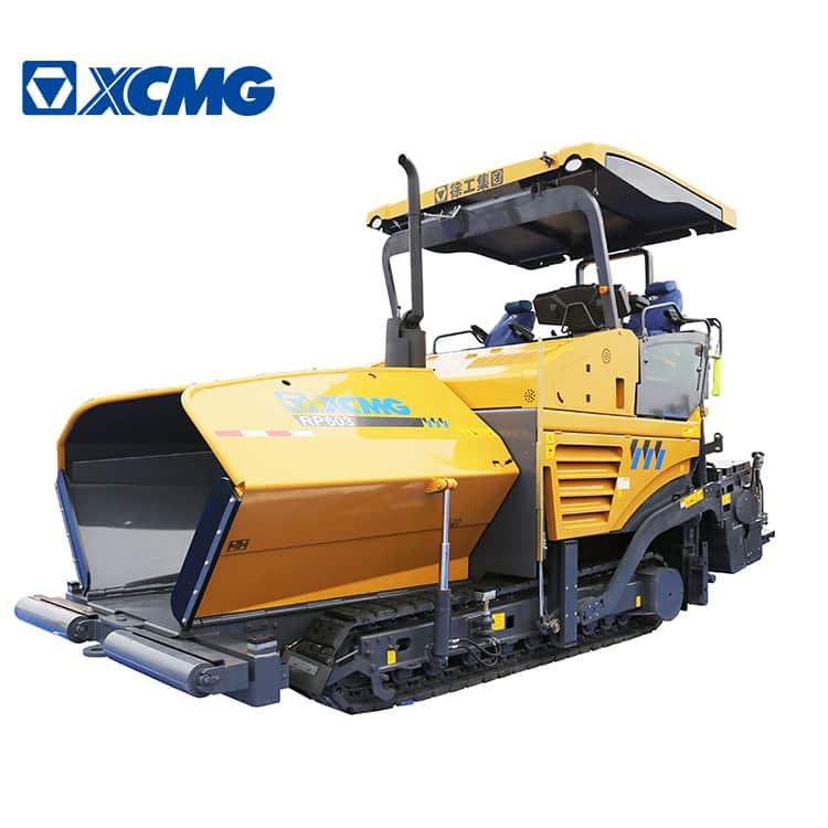 XCMG official RP603 6m concrete asphalt paver machine for sale