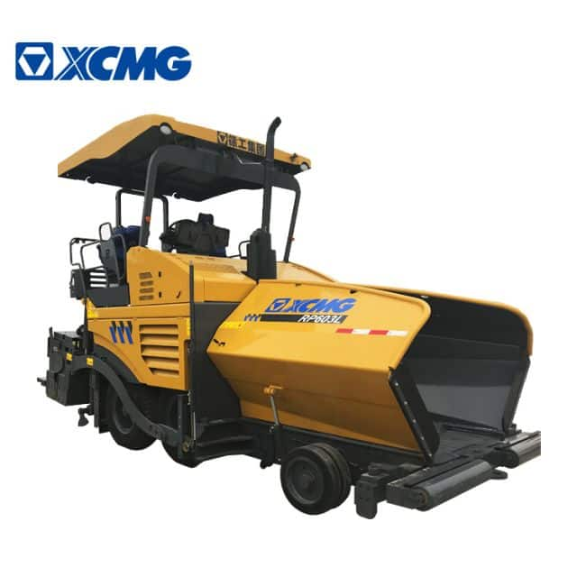 XCMG Official RP603 6m asphalt road paver machine small paver price