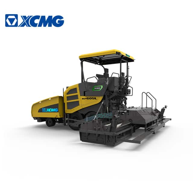XCMG 6m pavers RP605L world's first gas-electric hybrid road paver machine exhibited at Bauma price