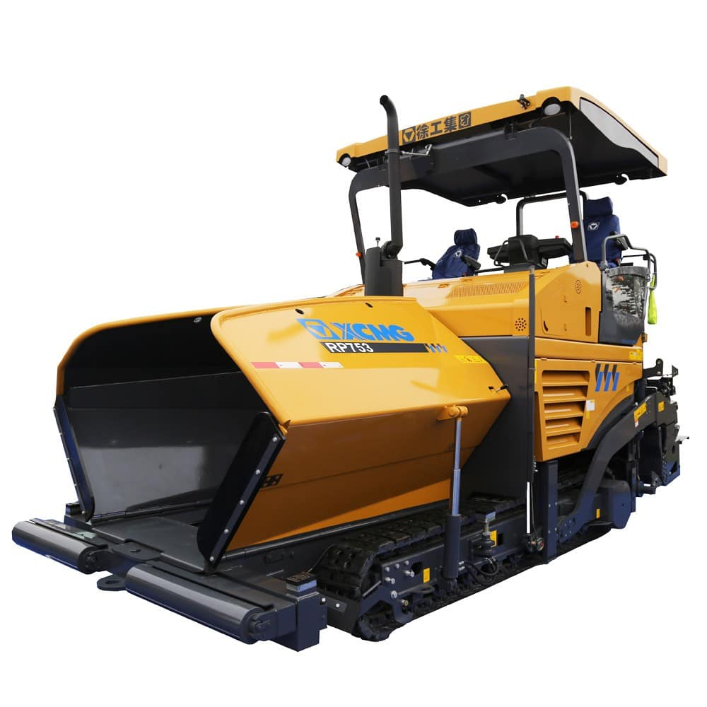 XCMG official manufacturer RP753 paver for sale