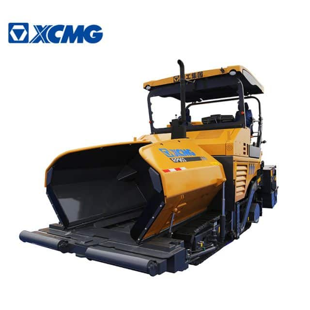 XCMG official 9m road concrete asphalt paver RP903 dual-drive paver laying road machine for sale