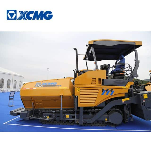 XCMG 9m road paver RP903 laying machine asphalt pavers