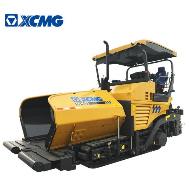 XCMG Official Road Machinery 9.5m RP953 Concrete Paver machine price