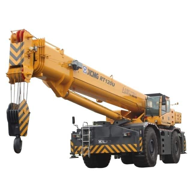 XCMG Official RT120U Rough Terrain Crane for sale