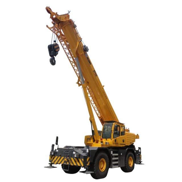 XCMG Official RT55E Rough Terrain Crane for sale