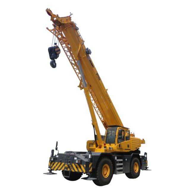 XCMG Official RT55U Rough Terrain Crane for sale