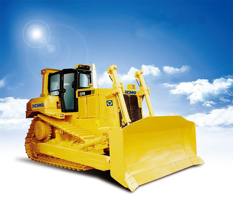 XCMG 230HP crawler bulldozer SD7N China hydraulic dozer track bulldozer price