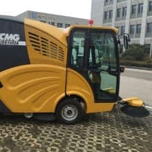 XCMG Official Manufacturer Road Sweeper SJDS1000A for sale