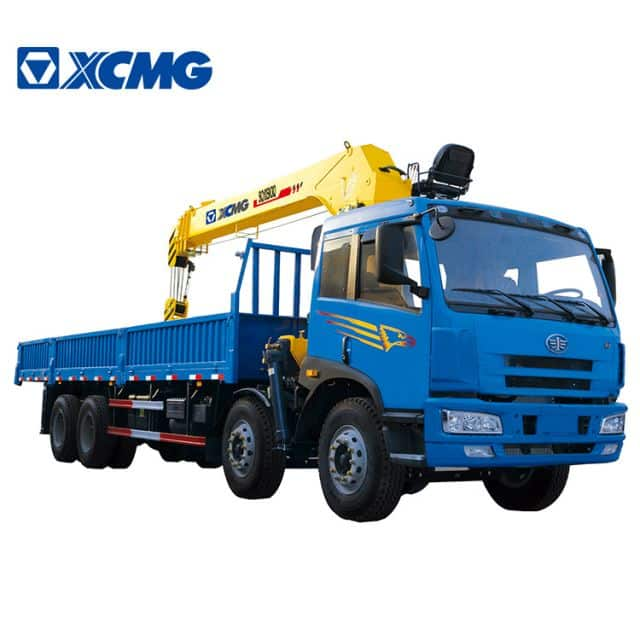 XCMG New Truck Mounted Crane SQ10SK3Q truck with crane 10 ton for sale