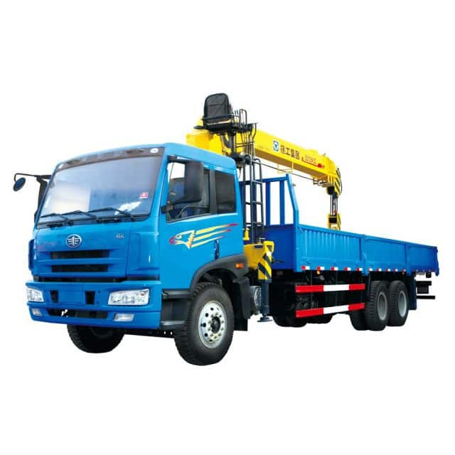 XCMG official Truck Mounted Crane SQ10SK3Q for sale