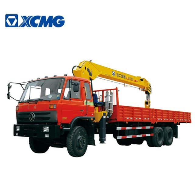 XCMG Official Brand New 12 Ton Truck Mounted Crane SQ12SK3Q for Sale