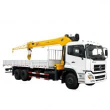 XCMG official Truck Mounted Crane SQ12SK3Q for sale