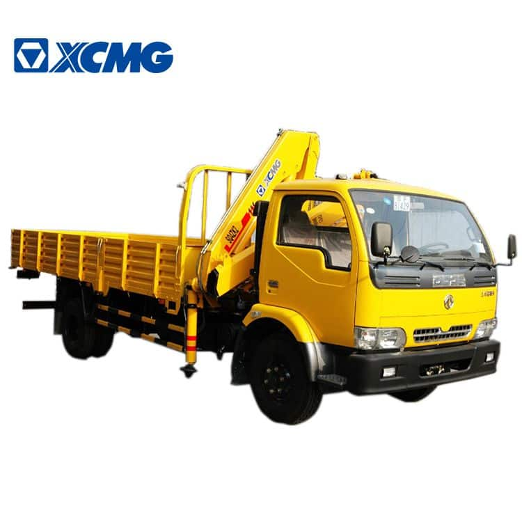 XCMG Official Mini 1 Ton Pickup Truck Crane SQ2ZK1 with Good Price