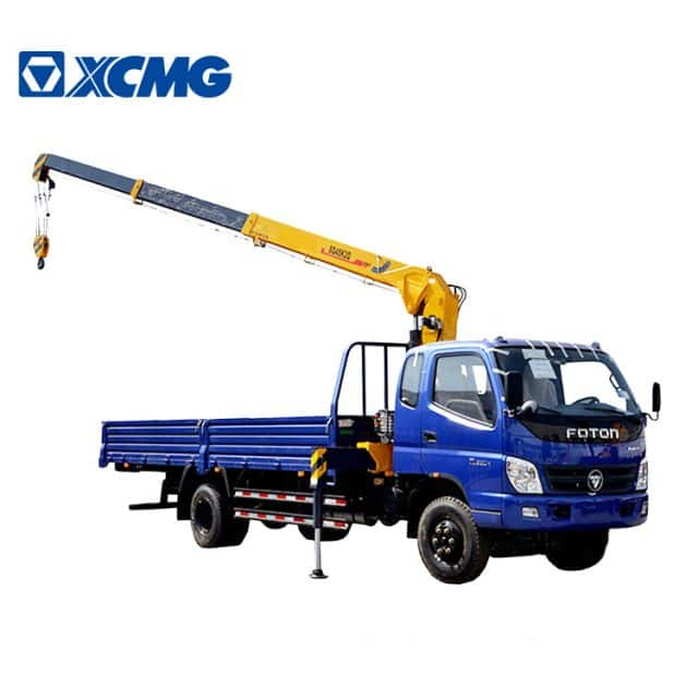 XCMG Official Brand New 4 Ton Small Pickup Truck Mounted Crane Sq4sk2q for Sale