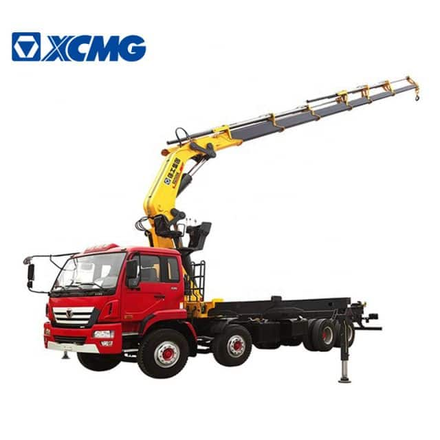 XCMG Official 5 Ton New Pick Up Crane SQ5ZK3Q China Knuckle Boom Crane Truck Price