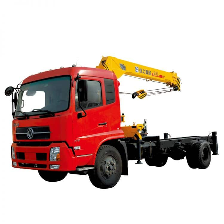XCMG Official Telescoping Boom Crane SQ6.3SK3Q for sale