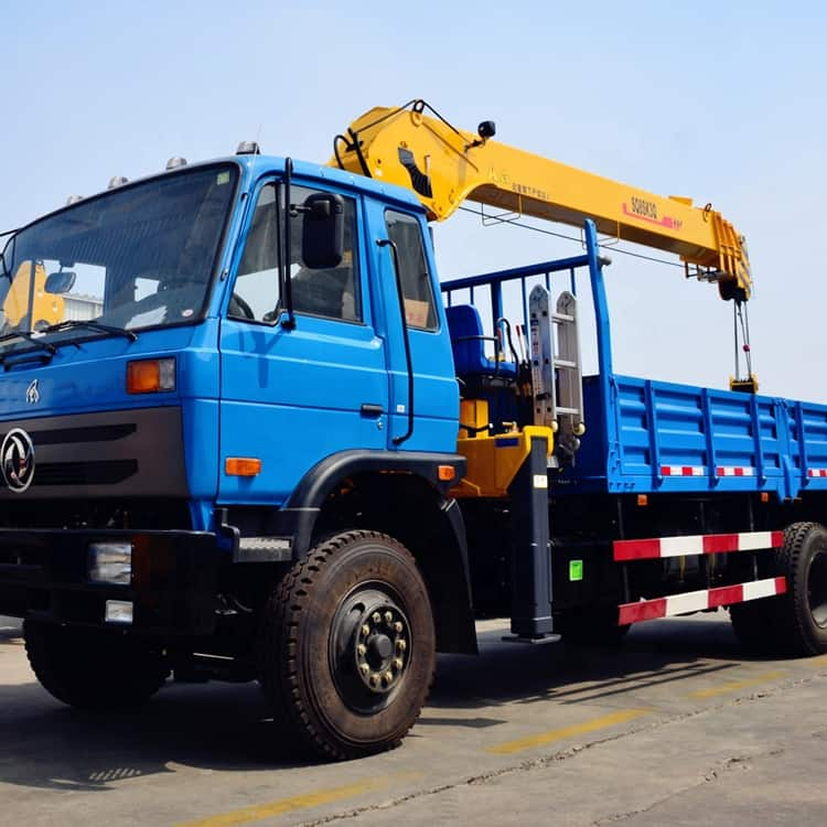 XCMG Sq8sk3q Hydraulic Small Trailer Mounted Cranes for Sale