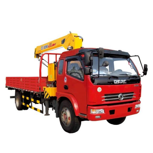 XCMG official Truck Mounted Crane SQ8SK3Q for sale
