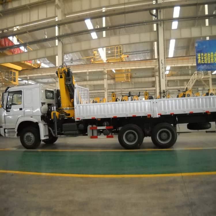 XCMG 8 Ton Diesel Truck Mounted Lorry Loading Crane SQ8ZK3Q Price