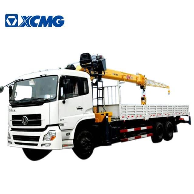 XCMG Official Good Pickup Crane 30 Ton SQS300 Pickup Truck Crane For Sale