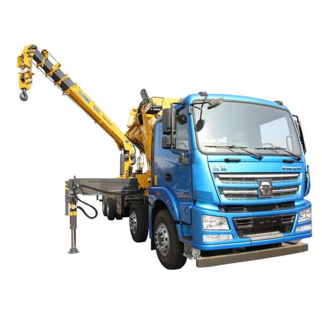 XCMG Official SQS350-5 Truck-mounted Crane for sale