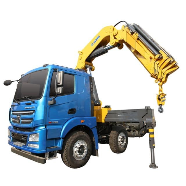 XCMG Official  SQZ860-7 Truck-mounted Crane for sale