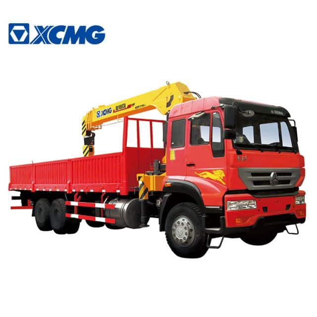 XCMG Official 3 Ton Mini Tractor Auto Crane SQ3.2SK2Q Price