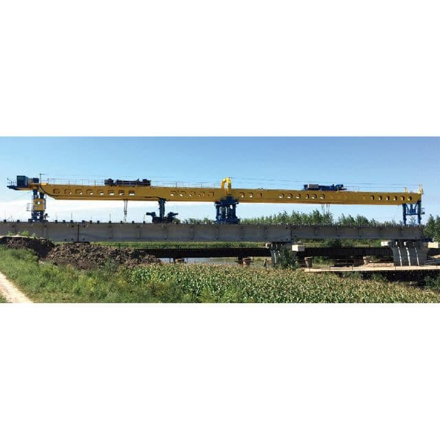 XCMG Official Manufacturer TJ180S Bridge-erecting machine for sale