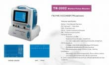 Hot selling hospital medical mother fetus monitor TR-2002 portable pulse/heart rate monitor price