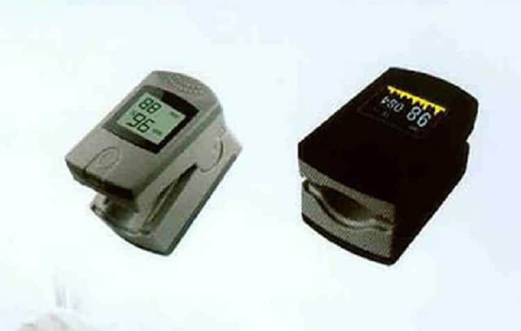 Finger-tip Pulse oximeter TR-800 Digital LED /LCD Display Fingertip SPO2/Pulse Rate oximeter monitor