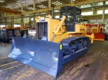 XCMG Official TY160 China 160HP Mini Dozer Bulldozer for Sale