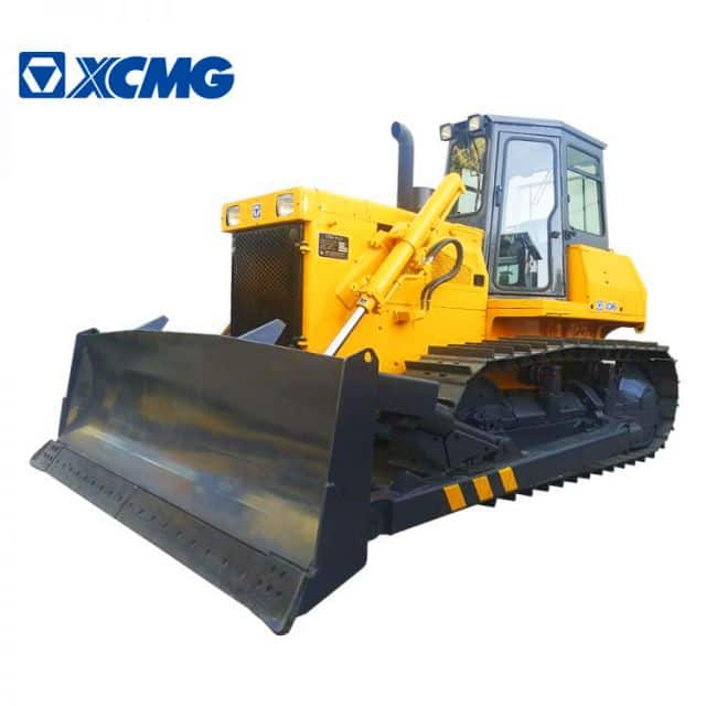 XCMG Official small bulldozers TY160  China new 160hp crawler bulldozer machine for sale