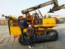 XCMG New 160HP Mini Crawler Track Dozer Tractor TY160 Made in China