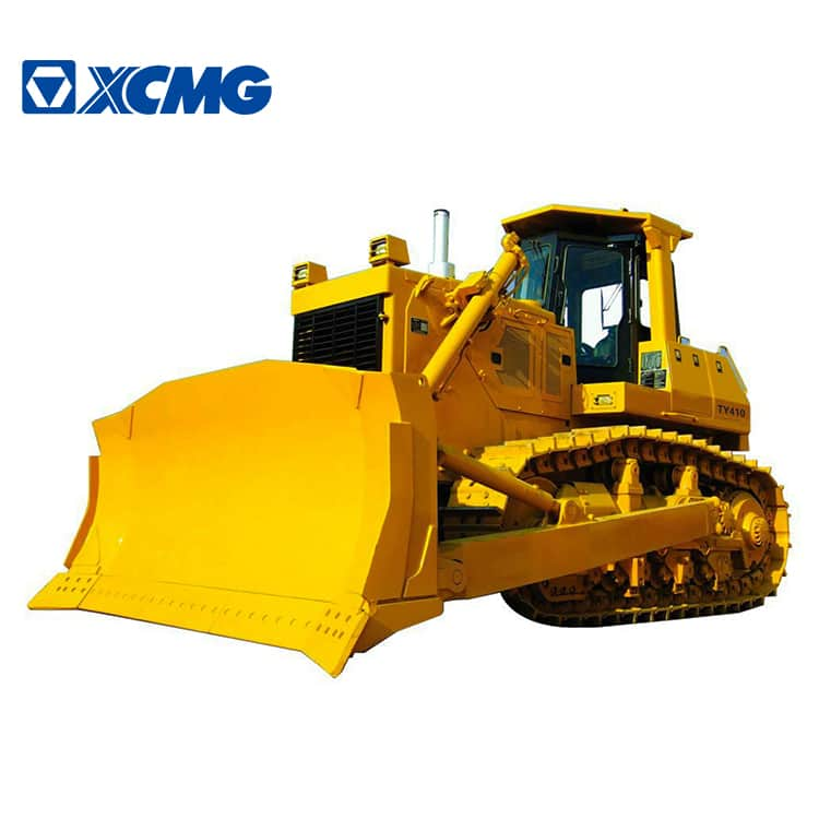 XCMG Manufacturer Bulldozers Equipment TY410 China Construction Machine Bulldozer Price