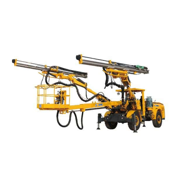 XCMG Official Manufacturer TZ2A Double-boom hydraulic pilot drill jambo