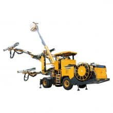 XCMG Official Manufacturer TZ3A Three-boom hydraulic pilot drill jambo