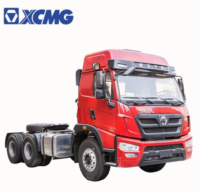 XCMG 6x4 371HP tractor trucks XGA4250D2WC tractor trucks head for sal